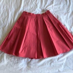 Dresses & Skirts - Coral Pleaded Skirt